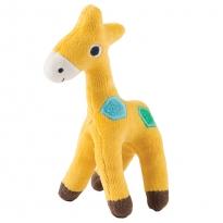 Frugi Froogli Giraffe Soft Rattle