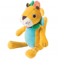 Frugi Froogli Lion Soft Toy