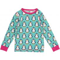 Maxomorra Penguin LS Top