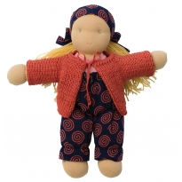 Peppa Waldorf Doll Claire - 30cm