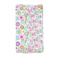 Imse Vimse Flower Print Organic Baby Wipes