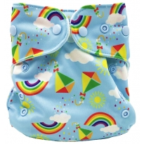 Wonderoos V3 Rainbow Kites