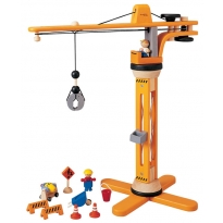 Plan Toys Crane Set PlanWorld