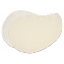 Silk & Wool Pear-shaped Breast pads