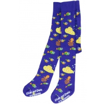 Slugs and Snails Tights - Yellow Submarine