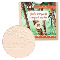 Zao Bamboo Compact Powder Refill