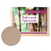Zao Bamboo Eyebrow Powder Refill