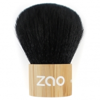 Zao Bamboo Kabuki Make-Up Brush