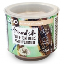 Zao Bamboo Mineral Silk Refill