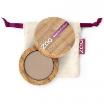 Zao Refillable Bamboo Eyebrow Powder