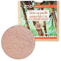 Zao Shine-Up Powder Refill