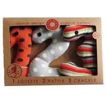 Franck Fischer 1 2 3 Soft Toys
