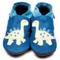Inch Blue Dino Blue/Buttermilk Shoes