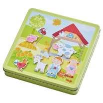 Haba Farm Magnetic Game