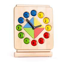 Bajo Manual Clock