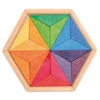 Grimm's Star Building Puzzle