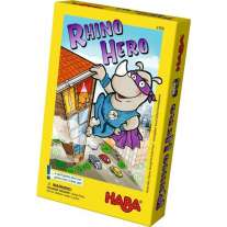 Haba Rhino Hero Game
