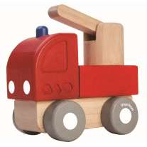 Plan Toys Mini Fire Engine