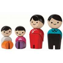 Plan Toys Asian Family PlanWorld