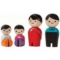 Plan Toys Asian Family PlanWorld