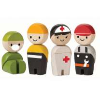 Plan Toys Rescue Crew PlanWorld