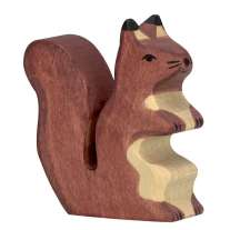 Holztiger Brown Squirrel