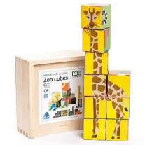 Bajo Zoo Cubes