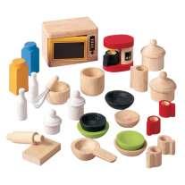Plan Dolls House Kitchen Accessories & Tableware