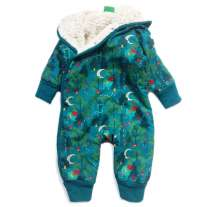 LGR Midnight Jungle Sherpa Snowsuit
