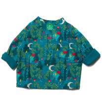 LGR Lined Midnight Jungle Top