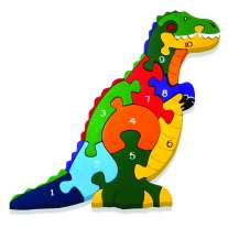 Alphabet Jigsaws T-Rex