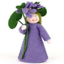 Ambrosius Violet Fairy White Skin 8-10cm