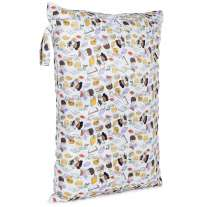 Baba + Boo Large Nappy Bag - Bookworm