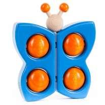 Bajo Blue Butterfly