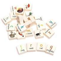 Bajo Gruffalo Alphabet Blocks