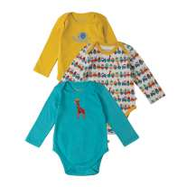 Frugi Alphabet Train Super Special Body x 3