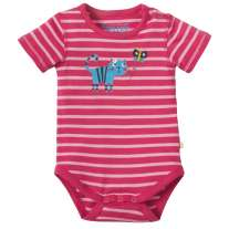 Frugi Raspberry Cat Lowen Body