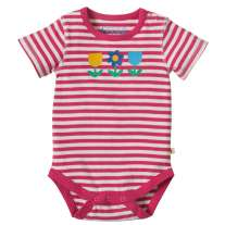 Frugi Flower Stripe Springtime Body