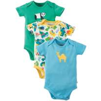 Frugi Animal Map Super Special Body x 3