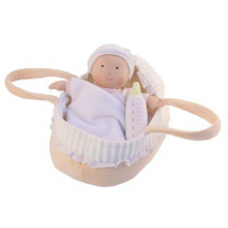 Bonikka Carry Cot with Baby