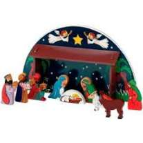 Lanka Kade Nativity And 9 Characters