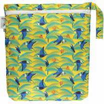 Pop-in Parrot Small Tote Bag
