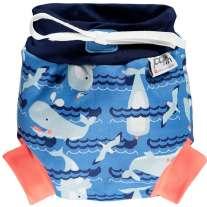 Pop-in Swim Nappy Whale
