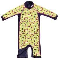 Pop-In Toddler Snug Swim Suit Flamingo