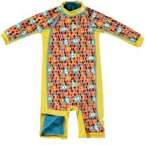 Pop-In Toddler Snug Swim Suit Monkey