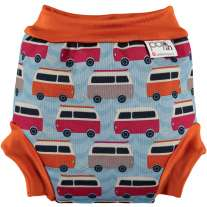 Pop-in Swim Nappy 2016 - Blue Camper