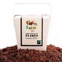 Cocoa Loco Dark Chocolate Drinking Flakes 200g