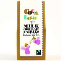 Cocoa Loco Milk Chocolate Fairies 100g