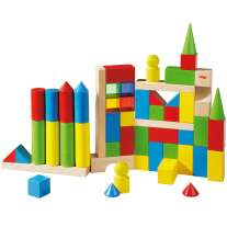 Haba Coloured Building Blocks Set