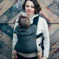 Connecta Petite Straps Toddler Carrier